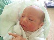 JOSEF BROŽ, RAKOVNÍK. Narodil se 26. března 2018. Po porodu vážil 3,2 kg. Rodiče jsou Milena a Josef Brožovi. (porodnice Kladno)
