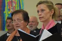 Buštěhradský pěvecký sbor oslavil čtyřicet let od založení velkým koncertem.