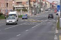 Ulice Cyrila Boudy.