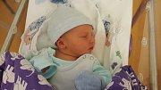 BENJAMÍN PAVLÍK, SLANÝ. Narodil se 27. října 2018. Po porodu vážil 3,78 kg a měřil 51 cm. Rodiče jsou Silvie Rašková a Lukáš Pavlík. (porodnice Slaný)