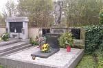 Hrob Ferdinanda Krtičky.