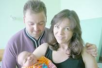 Jan Bejček, Kladno. Narodil se 22. srpna 2013. Váha 4,20 kg, míra 52 cm. Rodiče jsou Miroslava a Tomáš Bejčkovi (porodnice Kladno).