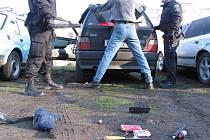O tom, že služba u městské policie nemusí být jen rutinní nuda se kladenští strážníci vloni přesvědčili mnohokrát.