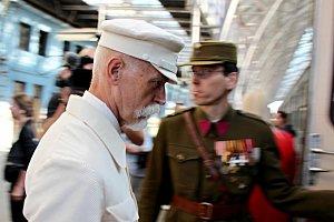 Rekonstrukce cesty prezidenta Masaryka do Lán