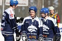 Alpiq Kladno (dříve KEB), nový název, nové dresy, starý dobrý výkon,