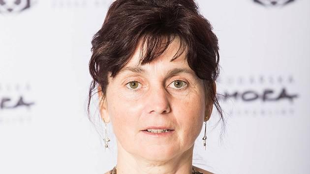 Ivana Chottová, předsedkyně Krajské hospodářské komory střední Čechy.