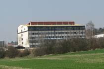 Věznice ve Vinařicích.