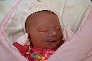 TEREZA KARASOVÁ, LOUNY. Narodila se 14.11.2017.Váha 3,700kg, výška 53cm. (Porodnice Slaný).