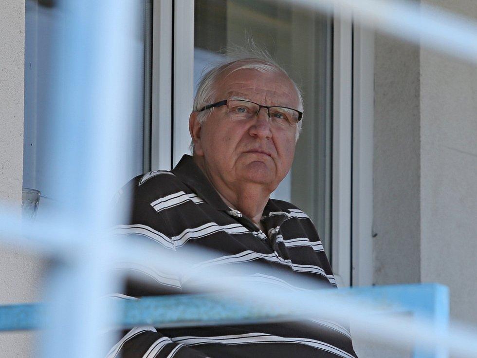 Kladenský patriot a legenda sportovního zpravodajství Otakar Černý