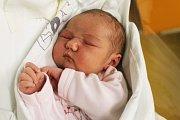 ANETA INGRIŠOVÁ, LÁNY. Narodila se 20. listopadu 2017. Váha 3300 gramů, míra 50 centimetrů. Rodiče jsou Monika Ingrišová Kotěborská a Roman Ingriš. (porodnice Slaný)