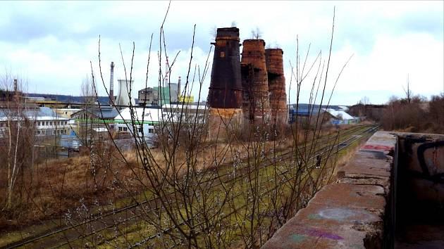 Vítězný snímek zachycuje někdejší Vojtěšskou huť v areálu bývalých kladenských ocelárren.