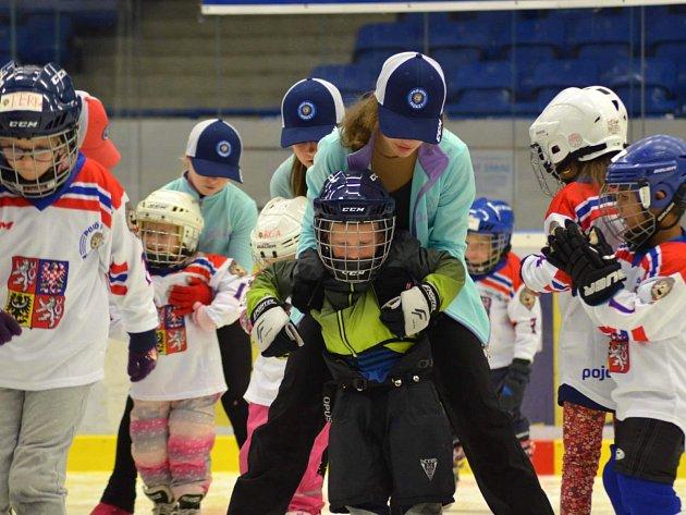 Týden hokeje uspořádaly v Kladně PZ Kladno