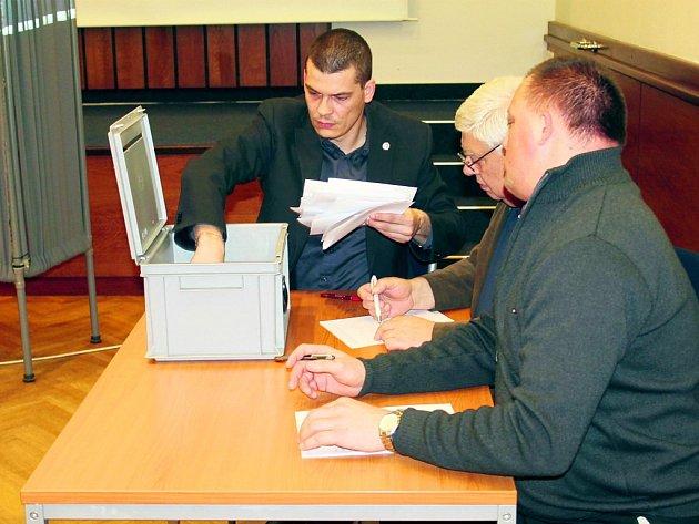 Odvolání slánského starosty se uskutečnilo tajným hlasováním.