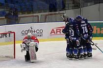 Chance liga: Kladno - Třebíč. Foto: Antonín Vydra