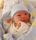MATYÁŠ ZBIHLEJ, KLADNO. Narodil se 10.května. Váha 3 Kg, míra 51 cm. Rodiče jsou Gabriela Černá a Tomáš Zbihlej (porodnice Slaný)