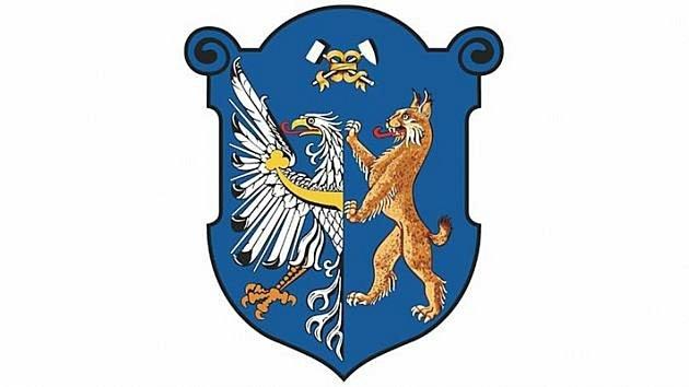 Městský znak se symboly orla a rysa užívá Kladno už 460let.