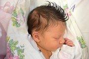 Gabriela Němečková, Kmetiněves. Narodila se 30. září 2017. Váha 3,46 kg, výška 52 cm. Rodiče jsou Markéta Němečková a Tadeáš Němeček. (porodnice Slaný)