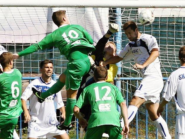 SK Kladno - FK Slavoj Žatec 3:2, divize B, 14. 9. 2013