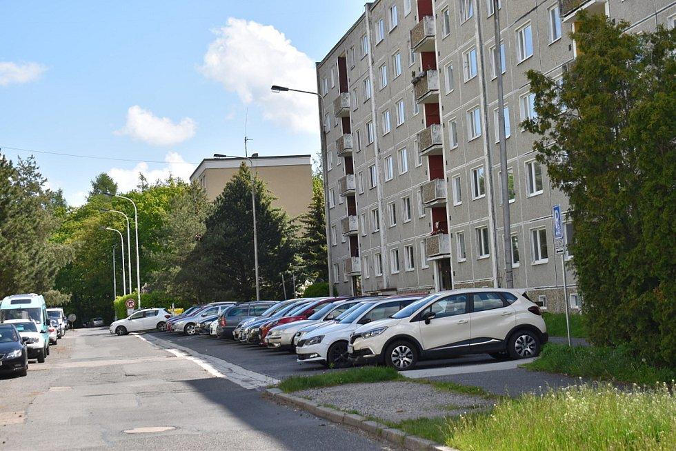 Revitalizace kladenského sídliště Engerth.