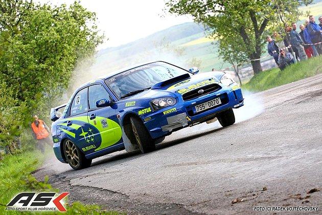 Rallye Hořovice.