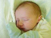 Dominik Průcha, Kladno. Narodil se 18. dubna 2012, váha 3,03 kg, míra 46 cm. Rodiče jsou Adéla a Karel Průchovi. (porodnice Kladno)
