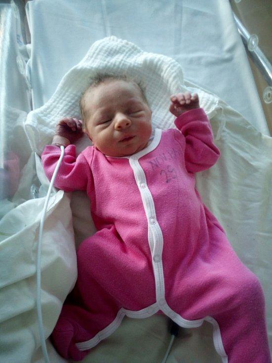 Andrejka Paul se narodila 26.1.2021 ve 12:32 hodin v příbramské nemocnici. Po porodu vážila 2560 g a měřila 48 cm. Šťastnými rodiči jsou Petr a Andrea z Příbrami.