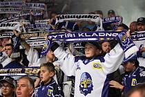 Rytíři Kladno – Slavia Praha 3:2 sn, WSM liga LH, 10. 9. 2015