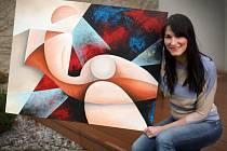 Výtvarnice Hana Faberová a její dílo.