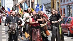 Husitské slavnosti ve Slaném