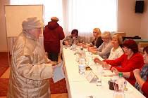 Finále prezidentských voleb v Družci