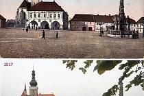 Velvarské náměstí.