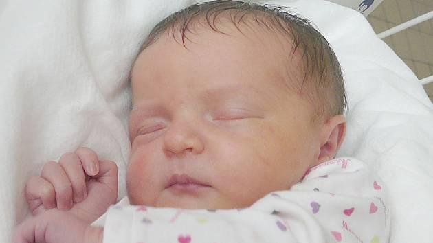 Sofie Loudová, Smečno. Narodila se 3. února 2017. Váha 3,36 kg, míra 50 cm. Rodiče jsou Lucie a Jakub Loudovi (porodnice Kladno).
