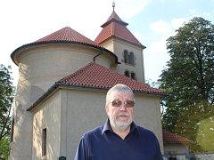 Historik a ředitel muzea Zdeněk Kuchyňka.