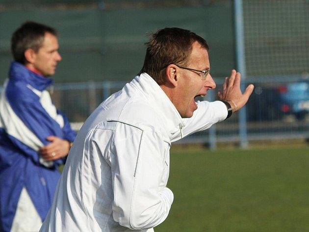 Martin Čurda a Miroslav Chadima //  SK Kladno -  FK Kunice  2:2 (1:0) , utkání 14.k. CFL. ligy 2011/12, hráno 12. 11. 2011
