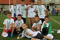 HOSTOUŇ CHILDREN FOTBAL CUP 2014