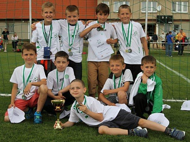 HOSTOUŇ CHILDREN FOTBAL CUP 2014
