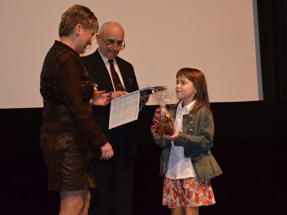 Vyhodnocení 23. ročníku soutěže Kladenská veverka