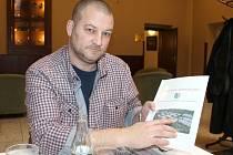 Dudi Wieder, zástupce investora - společnost Terazain