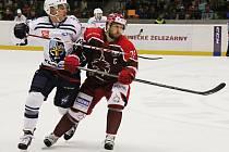 Frýdek-Místek hostil podruhé v historii hokejové Kladno.