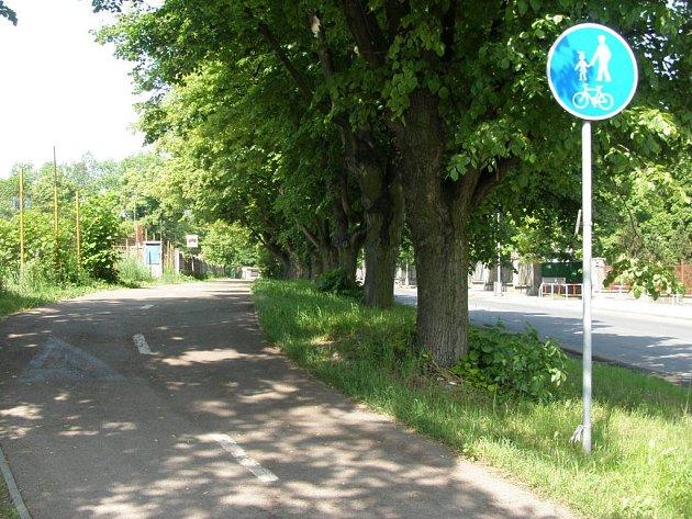 Cykloturistické společné trasy, které je možné budovat s  minimálními finančními náklady, jsou nejvýhodnější.