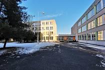 Základní škola v Norské ulici v Kladně.