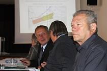 Schvalování územního plánu, Slaný 2012