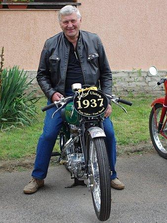 Nejhezčí motorka.