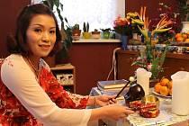 Vu Thi Thanh Thuy z Kladna