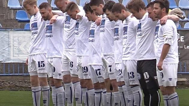 Minuta ticha se držela před dvěma a půl lety za tragicky zesnulého hráče SK Kladno Filipa Suchého