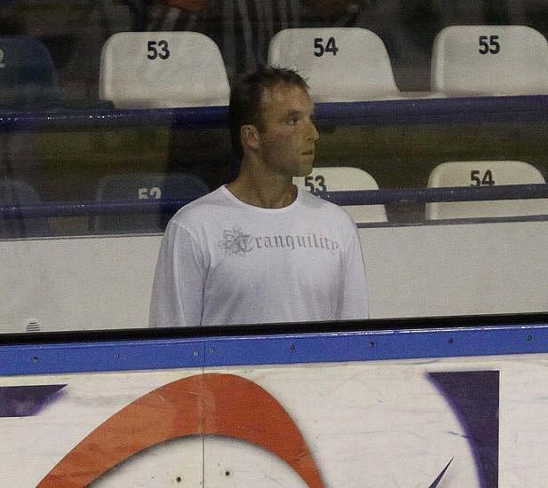 Přípravné utkání Kladna s Ústím sledoval Milan Hnilička jen za mantinelem, byť se Středočechy trénuje.
