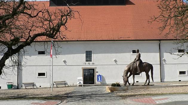 Muzeum T. G. Masaryka v Lánech.