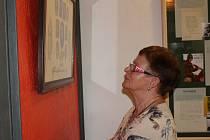 Sběratel František Frolík uspořádal výstavu autogramů a portrétů ke stému výročí bitvy u Zborova.