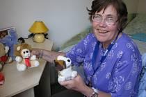 Obyvatelky s mentálním postižením z Domova Pod Lipami ve Smečně žijí nyní samy v nových bytech ve Slaném