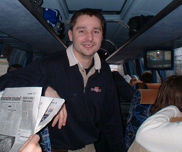 Při návratu Kladna do extraligy se Robert Kysela v autobuse z Havířova usmíval. Teď by chtěl zpět do extraligy s Ústím.